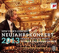 Neujahrskonzert 2013 / New Year's Concert 2013 (CD+DVD deluxe edition)