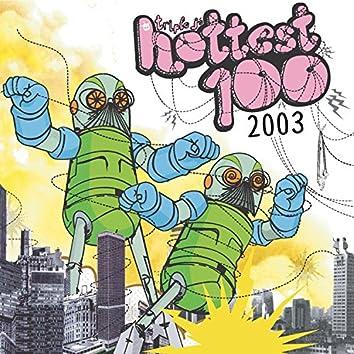 triple j Hottest 100 - 2003