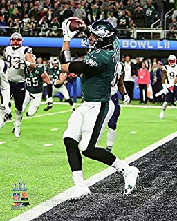 nick foles super bowl touchdown catch