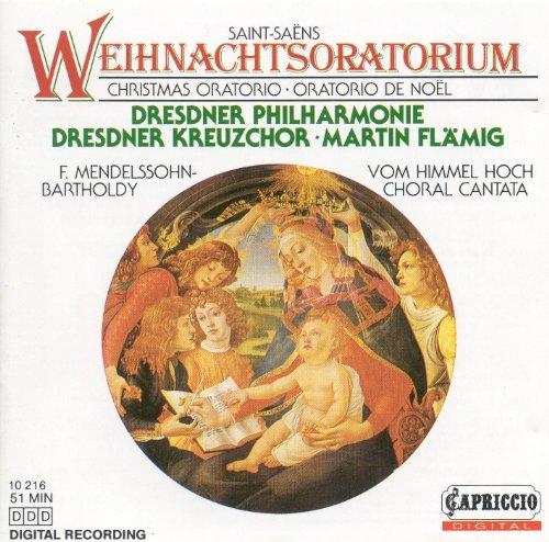 Saint-Saens, C.: Oratorio De Noel / Mendelssohn, F.: Vom Himmel Hoch