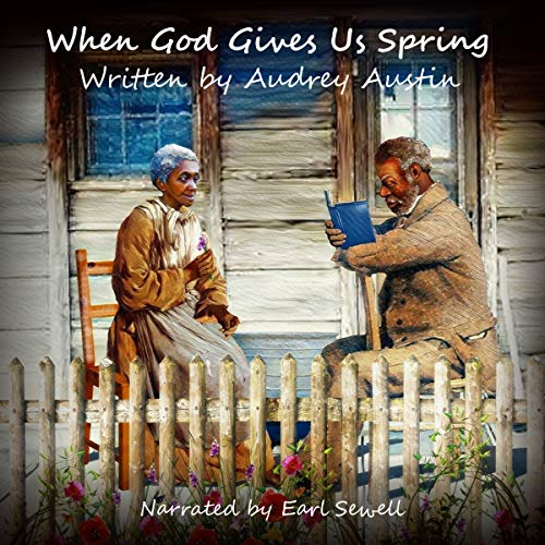 When God Gives Us Spring audiobook cover art
