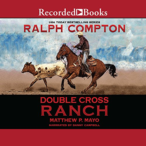 Double Cross Ranch audiobook cover art