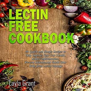 Lectin Free Cookbook audiobook cover art