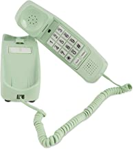 $41 » Sponsored Ad - Corded Phone - Phones for Seniors - Phone for Hearing impaired - Earth Day Green - Retro Novelty Telephone ...