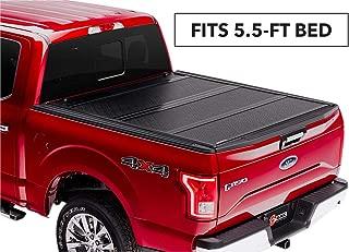 BAK 1126207RB BAKFlip FiberMax Hard Folding Truck Cover fits 09-18 & 2019 Classic Dodge Ram 1500 w/out RamBox – 5.7' Bed
