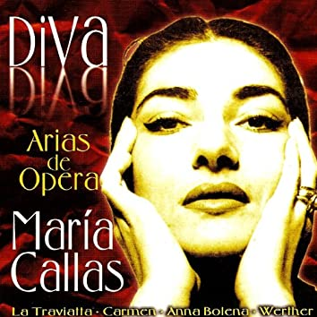 María Callas, Arias De Opera