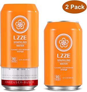 Sleeve Hide Beer Can Cover, 2-Packs Silicone Beverage Bottle Hide Your Beverage Can, Look Like Soda, Suit for Outdoors Events, Party, Golf Course, Park, Sporting Events, Games, Beach, Travel