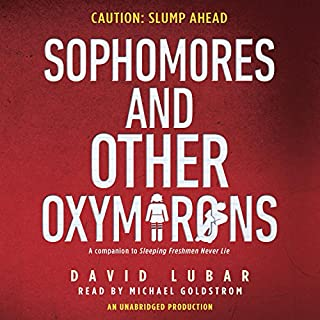 Sophomores and Other Oxymorons cover art