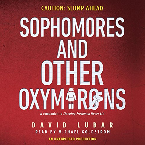 Sophomores and Other Oxymorons audiobook cover art