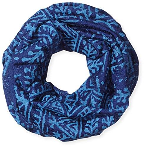 Had Wool Foulard Multifonctionnel en Laine Woodcut Sky