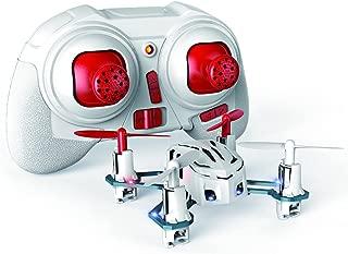 HUBSAN H111 Nano Q4 4-Channel 6 Axis Gyro Mini RC Quadcopter with 2.4Ghz Radio System Mode 2 RTF- Carton Case White