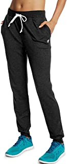 Champion Women's French Terry Jogger_Black