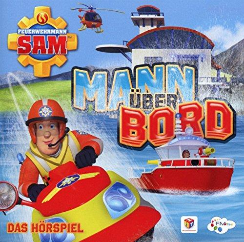 Mann über Bord - das CD Hörspiel