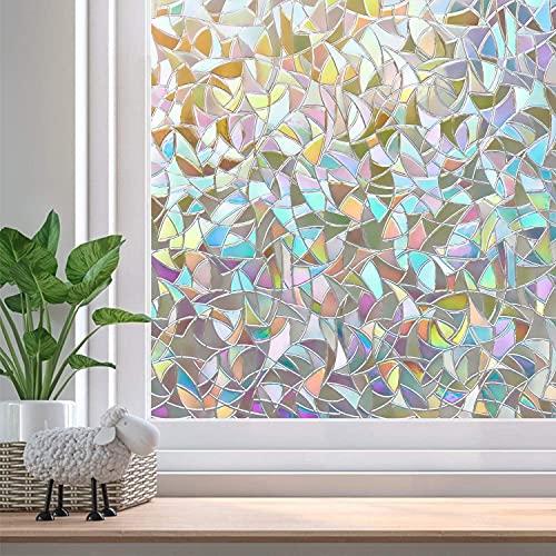 3D Sichtschutz dekorative Glasaufkleber,...