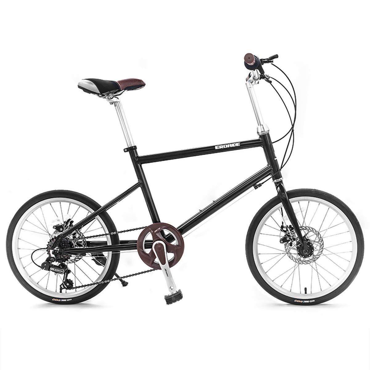 HBNW - Bicicleta urbana de 20 pulgadas para mujer, estilo retro, ligera, para estudiantes masculinos y femeninos: Amazon.es: Deportes y aire libre