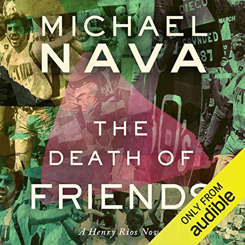 The Death of Friends audiobook cover art