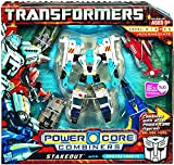 Hasbro Transformers Power Core Combiners Stakeout with Protectobots Action Figure 2-Pack