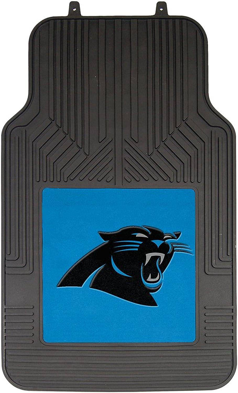 c2cd6344 Carolina Panthers Car Front Floor Mats (2 Front) Northwest NFL ...