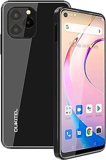 """OUKITEL C21 Pro simフリースマートフォン android11スマホ最新 デュアルSIM 4,000mAhバッテリー 64GB+4GB 6.39"""" HD+ 21MP 3眼カメラ 1年間の保証"""