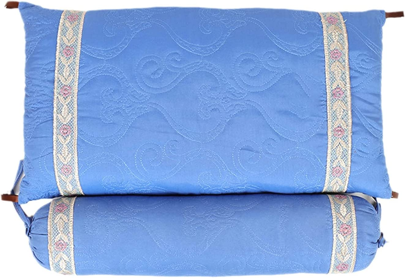 Neck Pillows Credence for Sleeping Super Fabric Max 80% OFF Soft Pil Conjoined Cotton