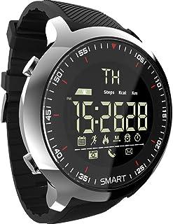 Anself lokmat MK18 Smart Intelligent Watch Sport LCD Waterproof Pedometers Message Reminder BT Outdoor Swimming Men Smartw...