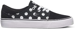 DC Womens Trase SE-W Women's Trase Se Skate Shoe Black Size: 8.5