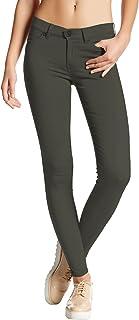HyBrid & Company Womens Hyper Ultra Stretch Comfy Skinny...