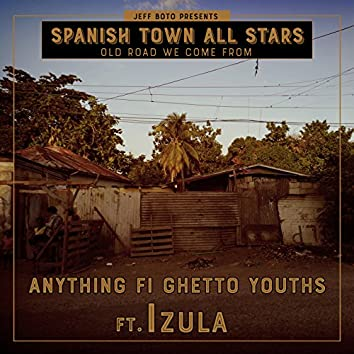 Anything Fi Ghetto Youth - Single