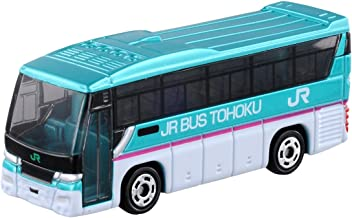 Tomica 016 Isuzu Gala JR Bus Tohoku (box) (japan import)