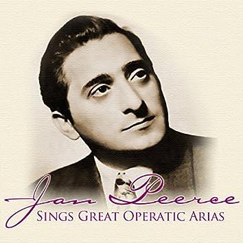 Sings Great Operatic Arias