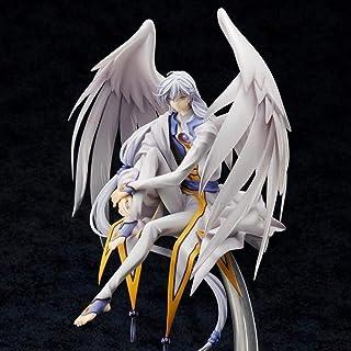 Anime Model Anime Figure Action Figure Cardcaptor Sakura Inquisitor Tsukishiro Yukito YUE 36cm Figurine Collection Ornamen...