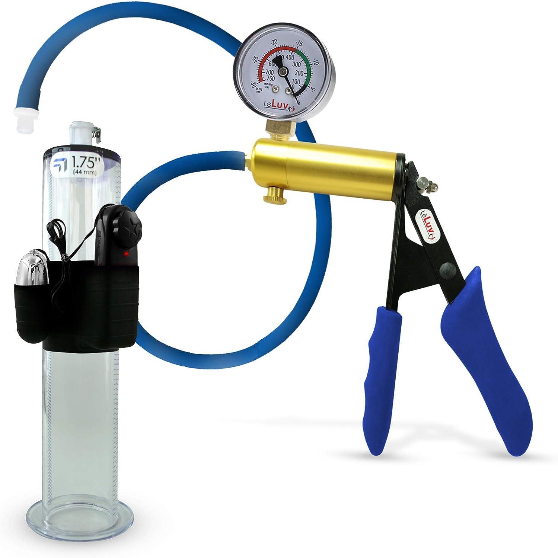 LeLuv Ultima Blue Premium 好評受付中 Vibrating Vacuum Ergonomic 正規販売店 Silico Pump