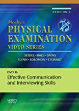 Mosby's Physical Examination Video Series 16: Effective Communication and Interviewing Skills