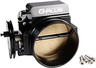 92mm Black Throttle Body For GM Gen III Ls1 Ls2 Ls3 Ls6 Ls7 Sx Ls 4 CNC Bolt Cable