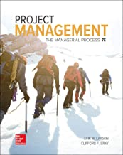 Project Management: The Managerial Process (Mcgraw-hill Series Operations and Decision Sciences) Book PDF