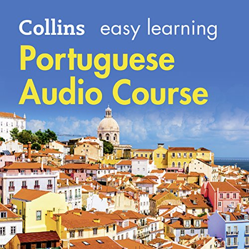 Portuguese Easy Learning Audio Course Titelbild