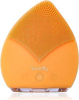 【Sunmay Leaf】SUNMAY Cepillo Limpiador Facial Sónico,