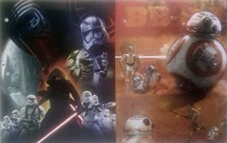 Set of 2 Star Wars: The Force Awakens Pocket Folders