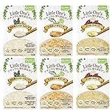 【ナチュラル離乳食・無農薬&天然食材・完全無添加】3種類6個セット(9ヶ月頃から)