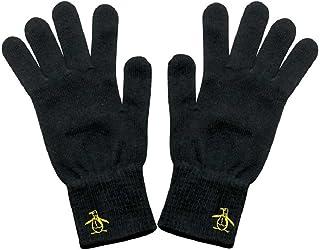 Penguin Basic Rib Mens Gloves Black