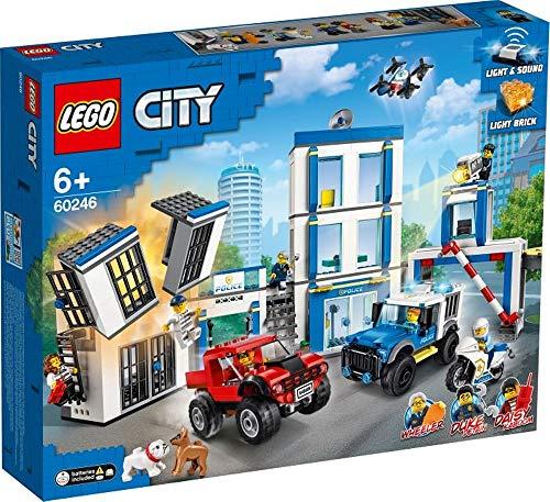 wow Lego® City 60246 Polizeistation