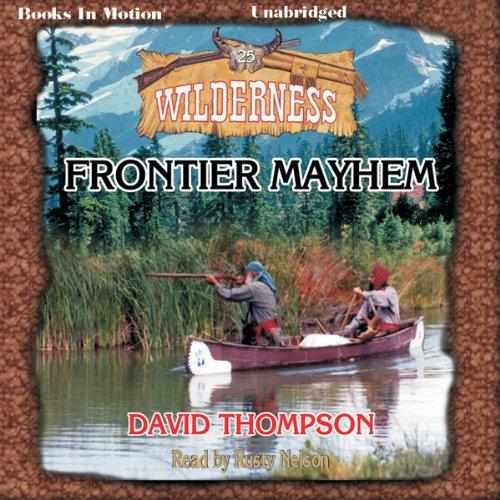 Frontier Mayhem cover art