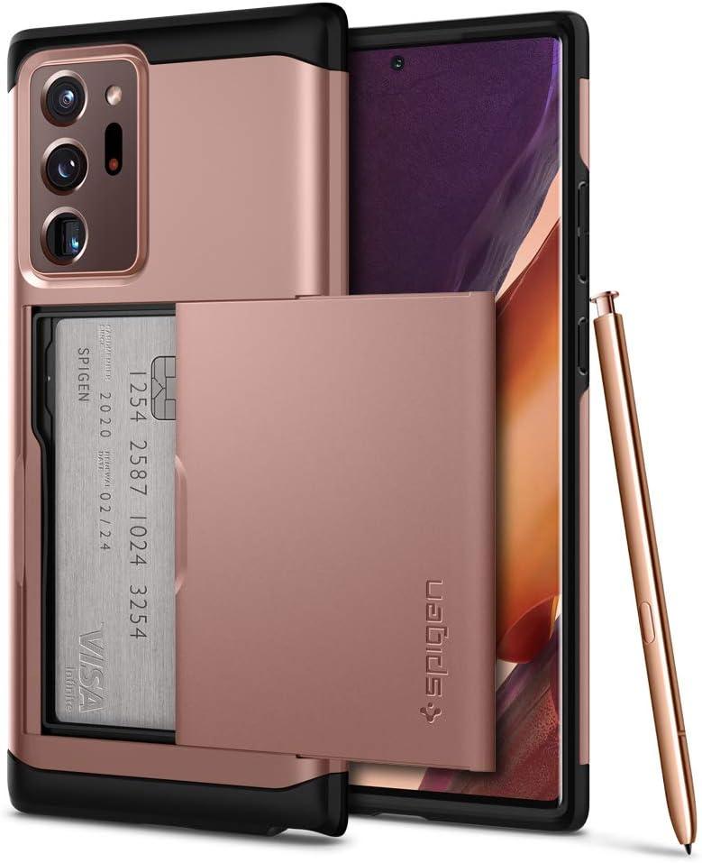 Spigen Slim Armor CS Designed for Samsung Galaxy Note 20 Ultra 5G Case (2020) - Bronze