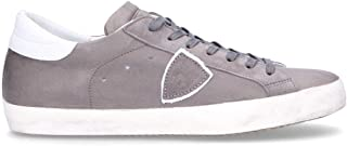 PHILIPPE MODEL Luxury Fashion Womens CLLUV085 Brown Sneakers | Spring Summer 19