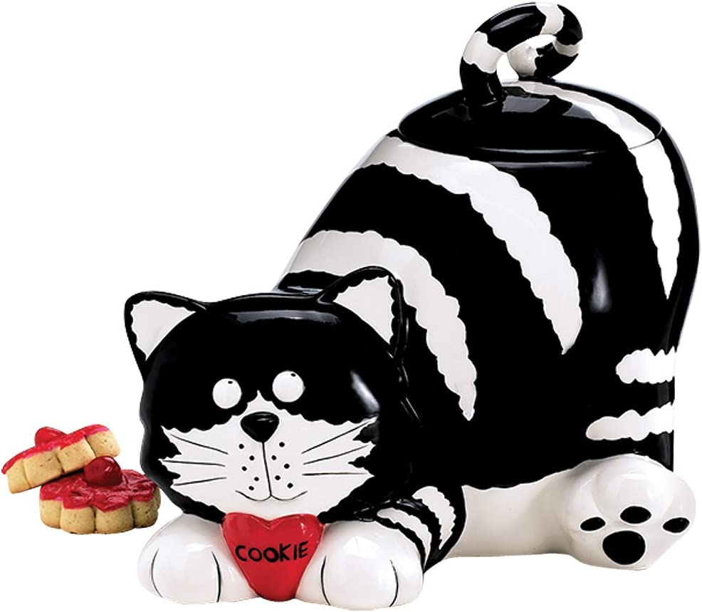 Chester Import The Cat Kitty Surprise price Cookie Container Jar Food