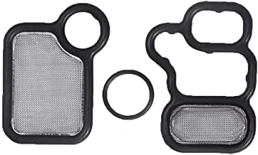 VTEC Solenoid Gasket Spool Valve Filter Screen Gasket O-ring for Honda Civic CR-V Accord Acura RSX RDX TSX