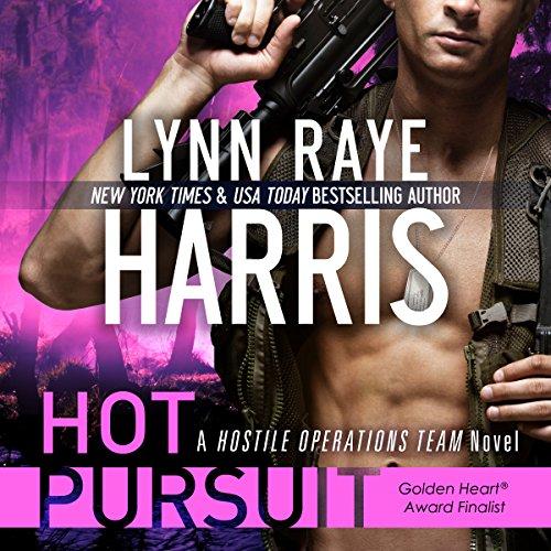 Hot Pursuit audiobook cover art