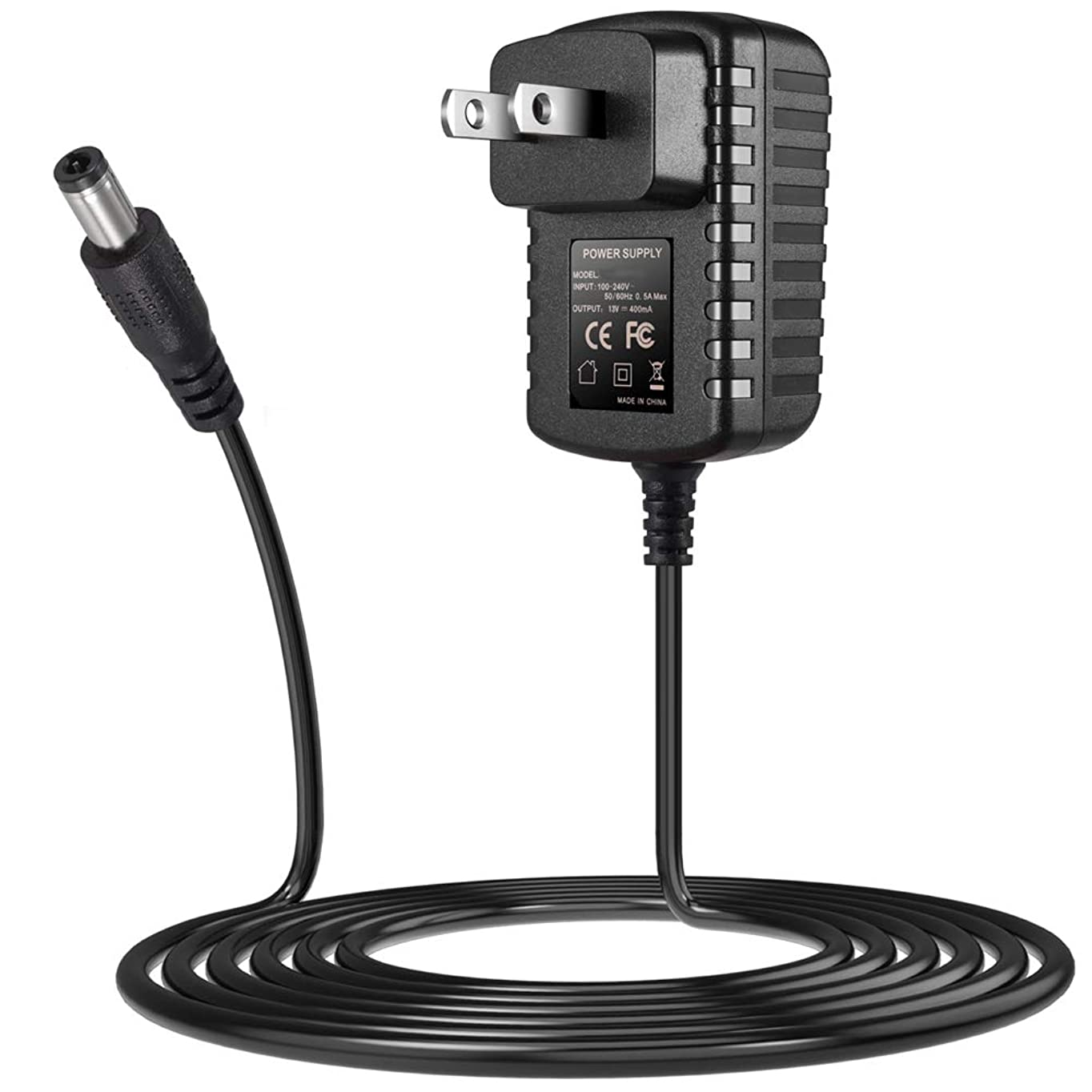 登録するファイアル合唱団Punasi Philips フィリップス対応 脱毛器 ACアダプター DCアダプター 13V 0.4A電源アダプター交換用充電器 Norelco Satinelle Electric Epilator HP6401など対応