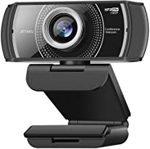 60Fps 120 Degree Wide Angle Webcam-1080P USB Computer Web Camera with Microphone,Full HD Webcam for Gaming Streaming Confe...