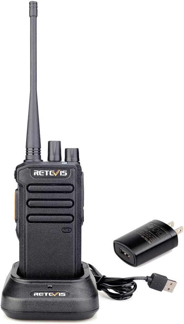 Retevis RT43 Digital 2 Way Radios DMR Max 41% OFF Long OFFicial store Rechargeable Range Ra